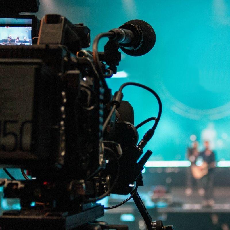 Videoproduktion-Konzert