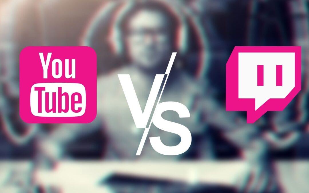 YouTube vs. Twitch – für Unternehmen Wann lohnt sich welche Plattform?