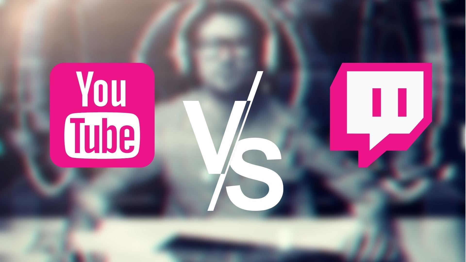 YouTube vs. Twitch - Wann lohnt sich welche Plattform für Unternehmen?